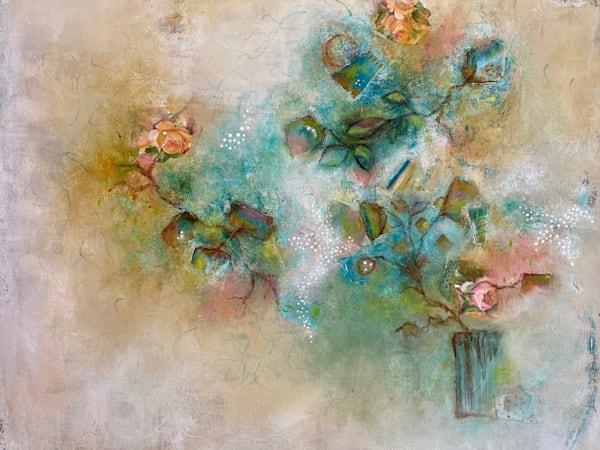 Unhidden Treasures In Full Bloom Art   Peggy Leigh Art