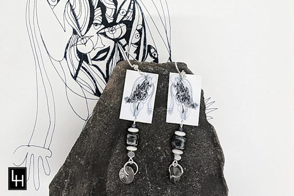 Restless_No. 3 Earrings