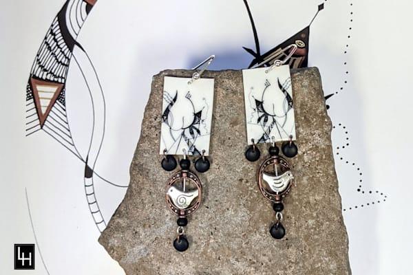 The Woman_No. 4 Earrings
