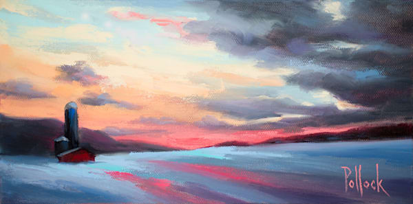 Coda, oil on canvas | Sarah Pollock Studio