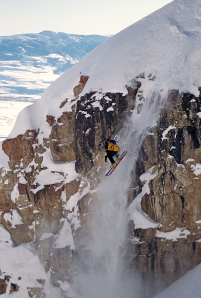 Corbet's Couloir, Kirby's