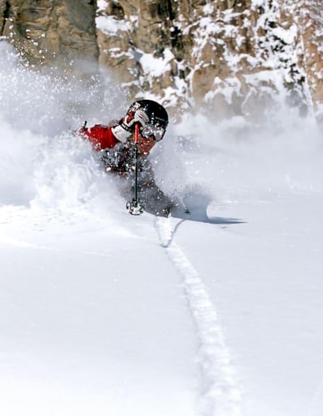 Tommy Moe, Jackson Hole Mountain Resort, WY