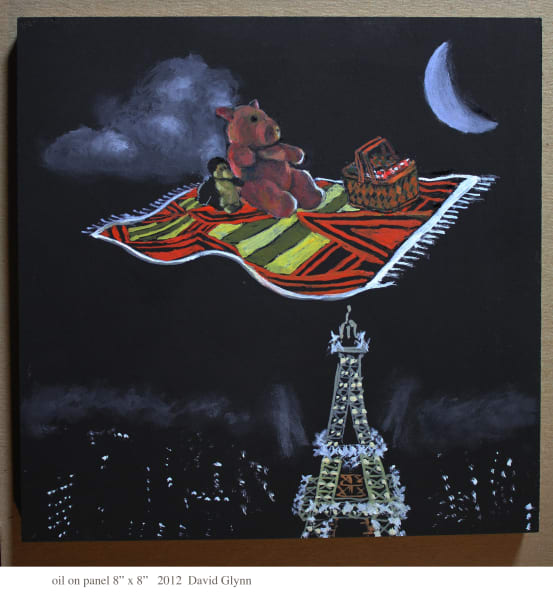 Sarge Carpet Ride Art   Not specified