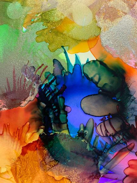 Filled With Love Art | TEMI ART, LLC.