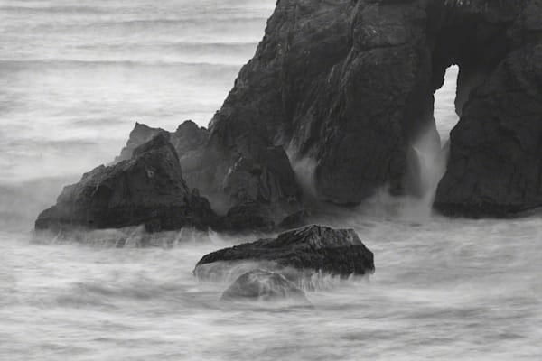 Arch And Surf Photography Art | Charlotte Gibb Photography