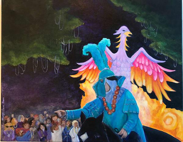 Krewe Of Proteus Art | New Orleans Art Center
