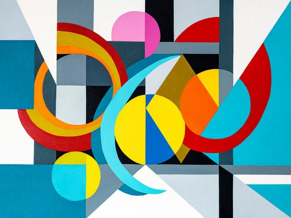 Harmonic Vibration Thirteen Art | Debra Wuliger