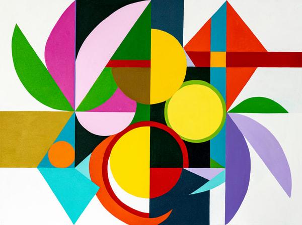 Harmonic Vibration Ten Art | Debra Wuliger