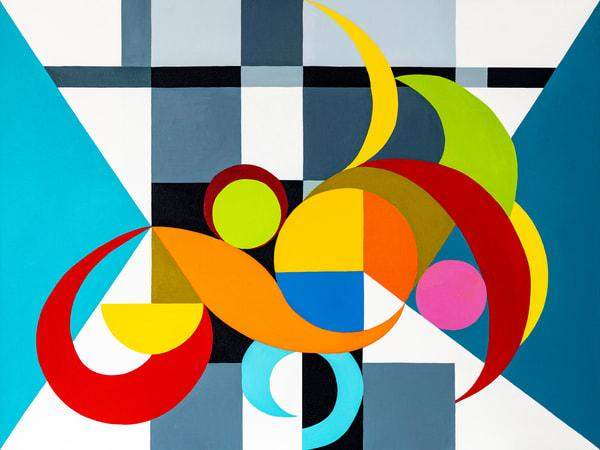 Harmonic Vibration Twelve Art | Debra Wuliger