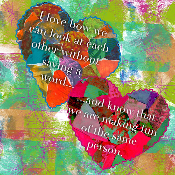 Without Saying A Word Art | Lynne Medsker Art & Photography, LLC