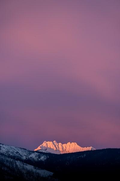 Tom Weager Photography - Kokanee sunset