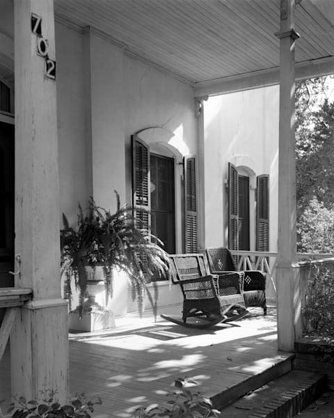 Adolph Seelhorst House, 1879, Brenham, Texas Photography Art | Rick Gardner Photography