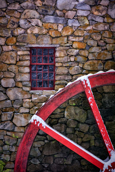 Grist Mill Window | Shop Photography by Rick Berk