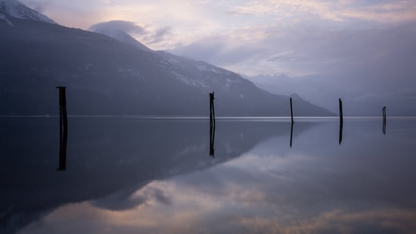 Tom Weager Photography - Serenity on North Kootenay Lake