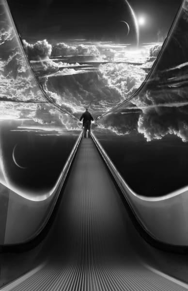 Space Escalator - Christian Redermayer Photography
