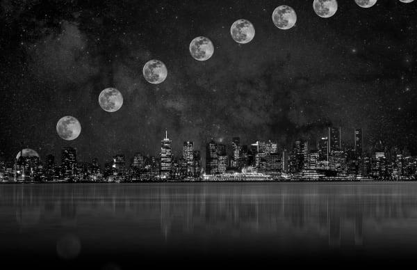 Super Moon - Christian Redermayer Photography