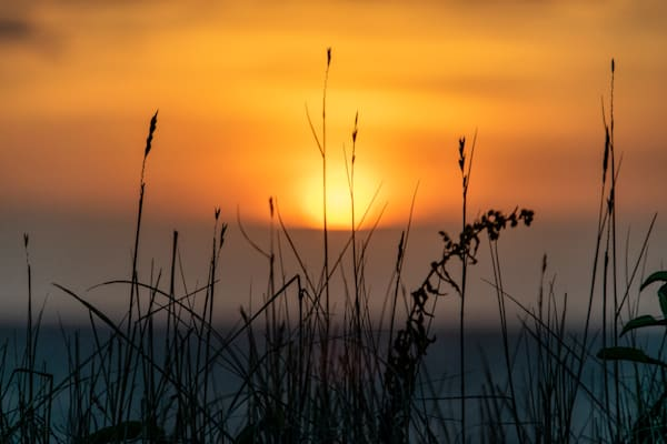 Sunset In The Dunes Photography Art | The Colors of Chatham