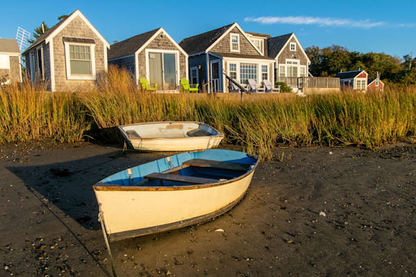 Mill Pond Cottages Photography Art | The Colors of Chatham