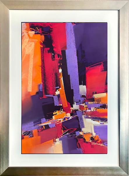 Crimson Concerto Art   Michael Mckee Gallery Inc.