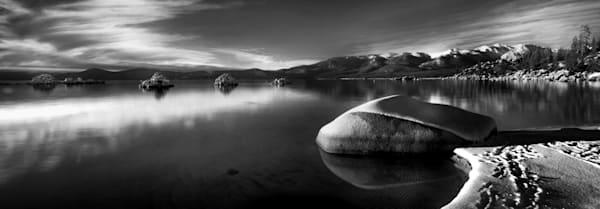 Stones And Lake Art | Karen Hutton Fine Art