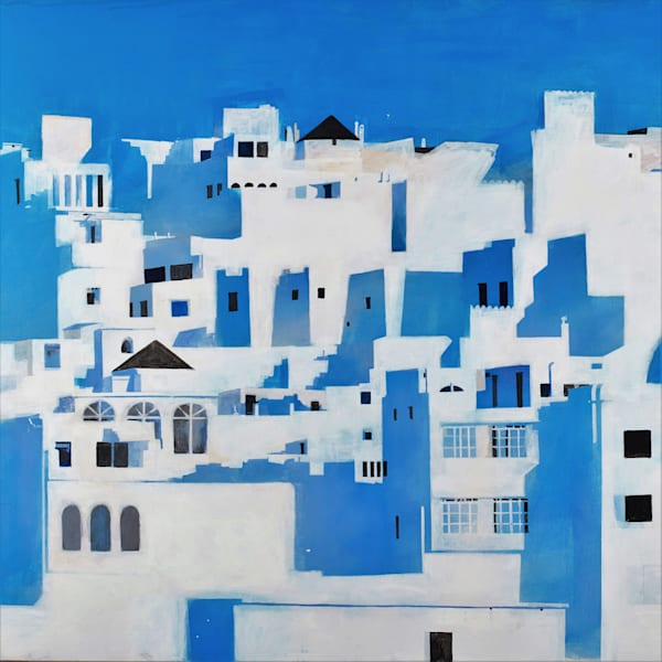 Blue Gem Art | Wanderlust in ART