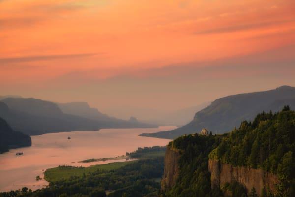 Columbia Gorge Oregon Photography Art | Charlotte Gibb Photography