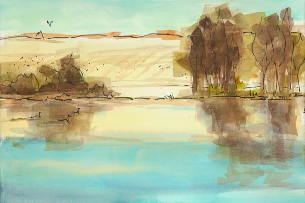 Afternoon Heat Art | Elaine Schaefer Hudson Art