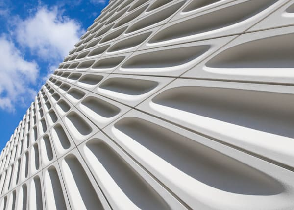 the broad museum, geometric photo, modern architecture, Los Angeles Photography, Modern Architecture, Geometric Art, city photo