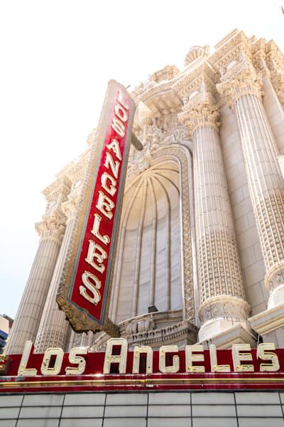 Los Angeles Theatre, historic LA buildings, Los Angeles City Photography, Los Angeles Theater, LA Fine Art Print, Iconic Photography, Urban Landscape