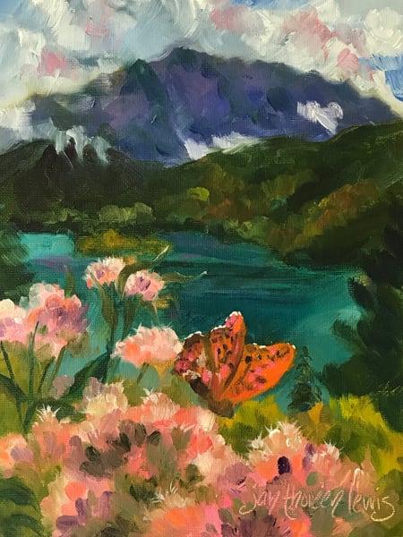 Butterfly Art | Jan Thoreen Lewis Fine Art