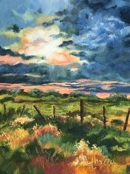 Bright Shiny Morning Art | Jan Thoreen Lewis Fine Art
