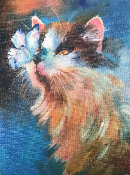 New Friends Art | Jan Thoreen Lewis Fine Art