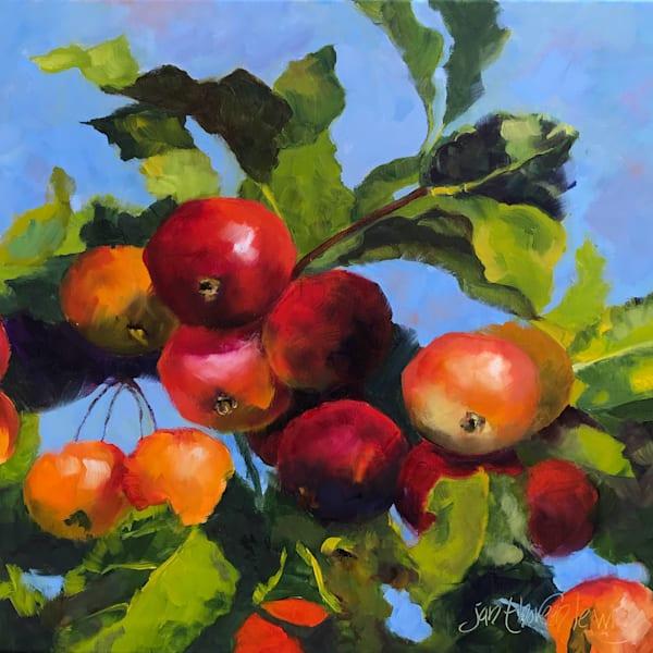 Perfect Pomegranates Art | Jan Thoreen Lewis Fine Art
