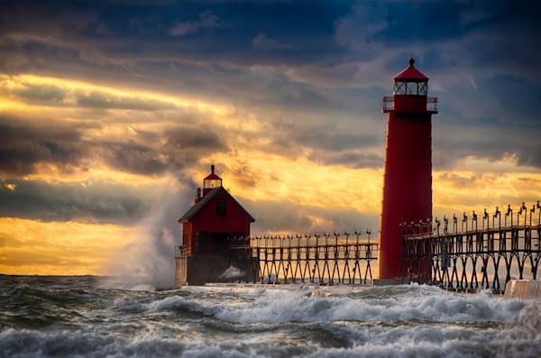 Beauty Splendor Lake Michigan