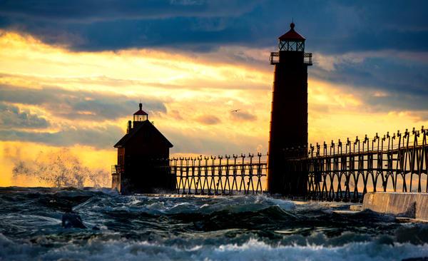 Warm Glow Sun Grand Haven