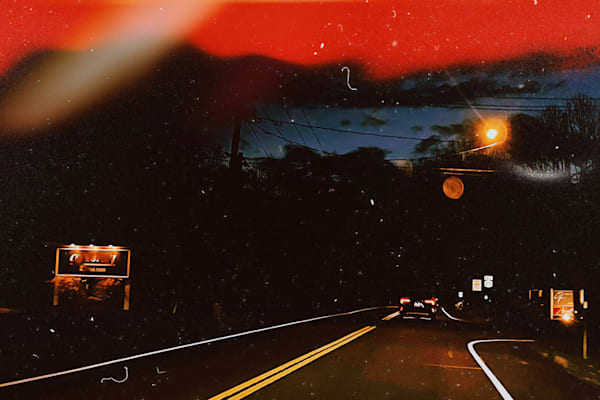On A Long And Lonesome Highway Photography Art | LenaDi Photography LLC