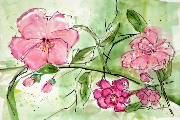# 8 Showy Art | Elaine Schaefer Hudson Art