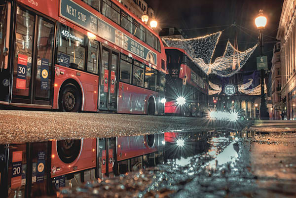 Buses Of Truth Art | Martin Geddes Photography