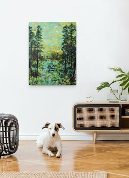 September Stowe Art | Noreen Dixon Art