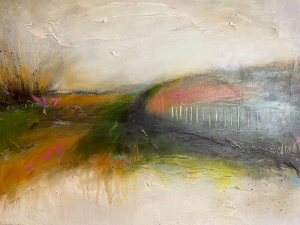 Just Around The Bend Art | Peggy Leigh Art