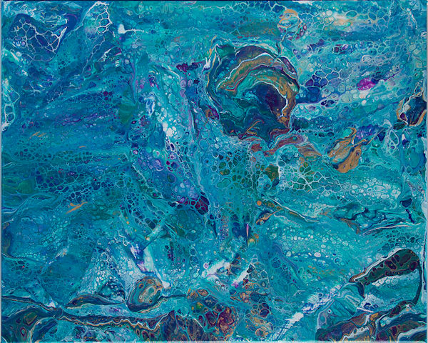 Caribbean Sea Art | Carol Roullard Art