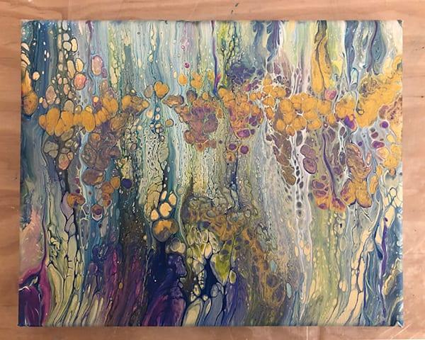 Golden Serenity Art | Carol Roullard Art