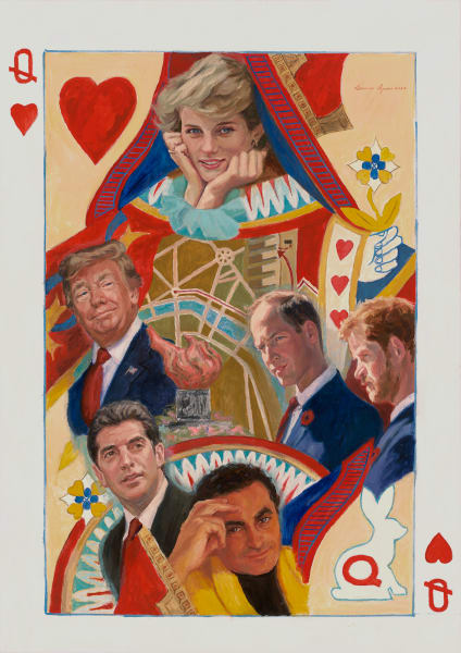 Trump Card | Queen of Hearts