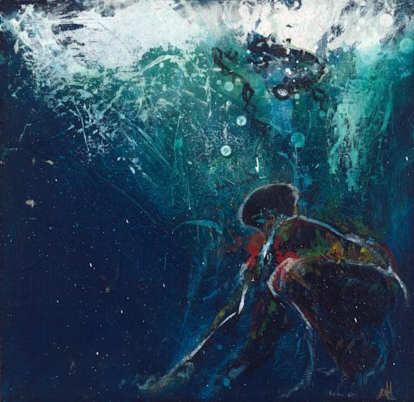 Hidden At The Sea's Floor Art | Galleri87