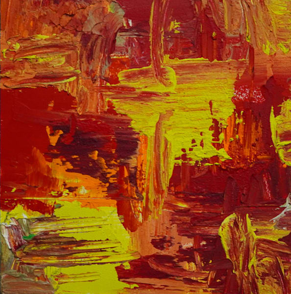 The Heat Art | Abstraction Gallery by Brenden