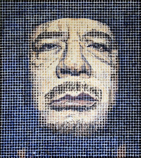 Portrait Of A Revolution Gaddafi Art | TRand Art Studio & Gallery