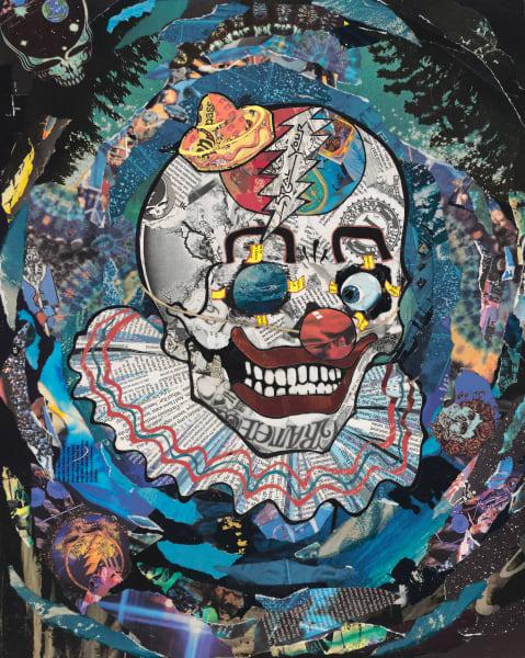 Dead Clown Art | The Reclaimist