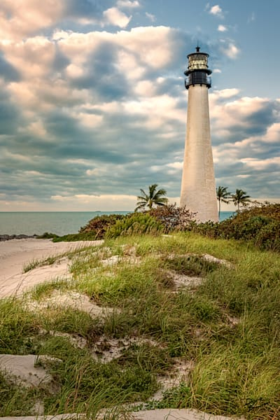 Bill Baggs Lighthouse04 Photography Art | Dave Sansom Photography LLC