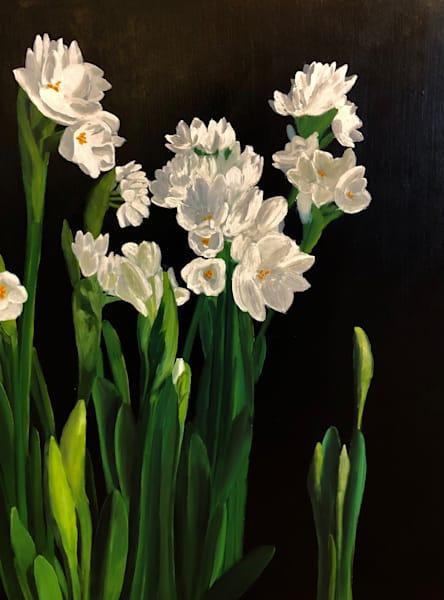 Paperwhites In January Art | Brendan Kramp Studio & Workshop