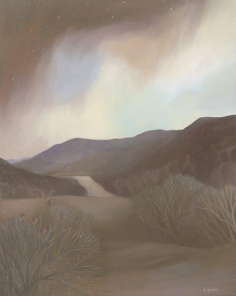 Storm Cloud Art | Fine Art New Mexico